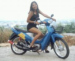 cheap motorbike from spicy girls